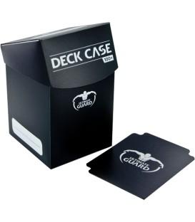 Deck Case 100+ Negro Ultimate Guard