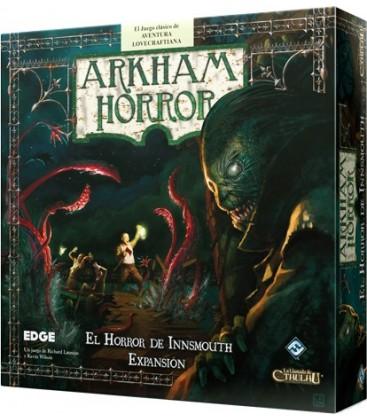 Arkham Horror: El Horror de Innsmouth