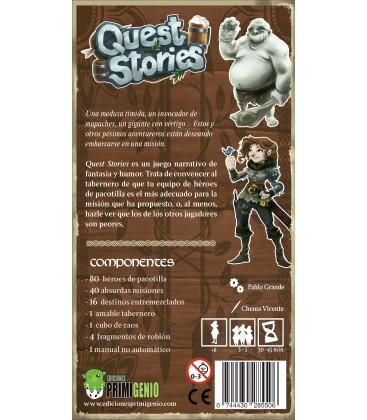 Quest Stories