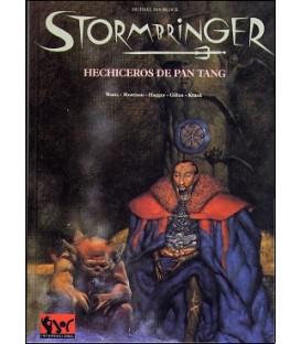 Stormbringer: Hechiceros de Pan Tang