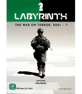 Labyrinth: The War on Terror, 2001 - ? (3rd Printing)