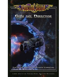 Fading Suns: Guía del Director (Tapa Blanda) - Pack Mecenazgo