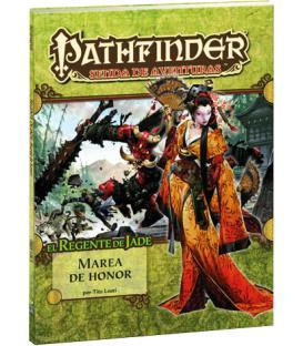 Pathfinder: El Regente de Jade 5 (Marea de Honor)