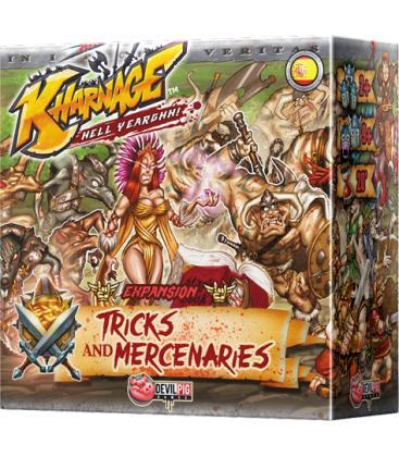 Kharnage: Tricks and Mercenaries