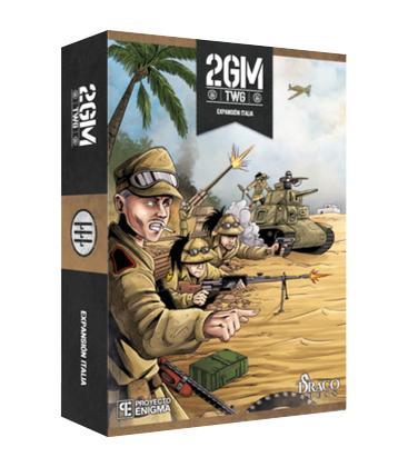 2GM Tactics: Italia