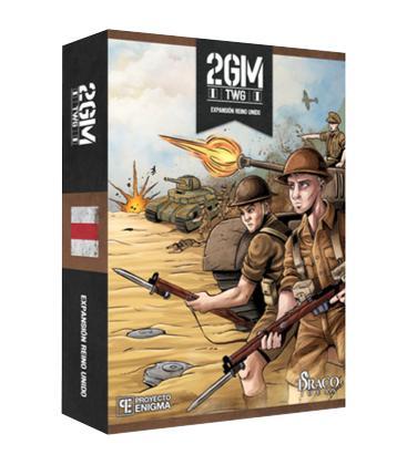 2GM Tactics: Reino Unido