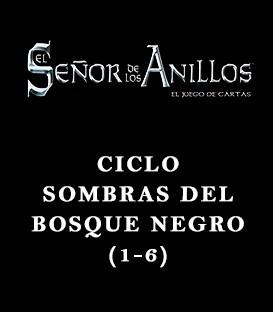 Ciclo Sombras del Bosque Negro (1-6)