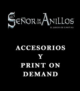 Accesorios y Print on Demand
