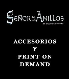 Accesorios y Print on Demand
