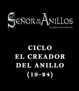 Ciclo El Creador del Anillo (19-24)