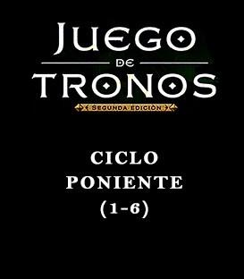 Ciclo Poniente (1-6)