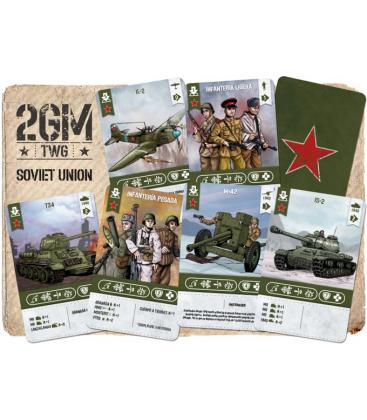 2GM Tactics: Unión Soviética