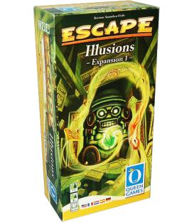Escape The Curse of the Temple: Illusions (Expansión 1)
