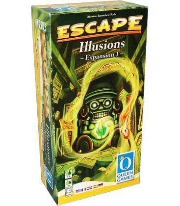 Escape The Curse of the Temple: Illusions (Expansión 1)