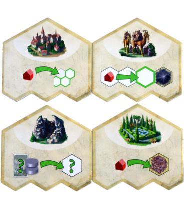 Kingdom Builder: Nomads (Expansión 1)