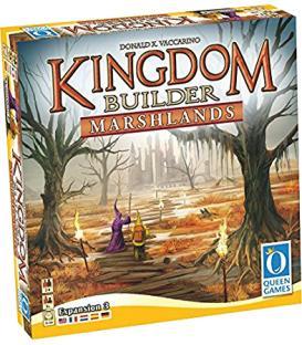 Kingdom Builder: Marshlands (Expansión 3)