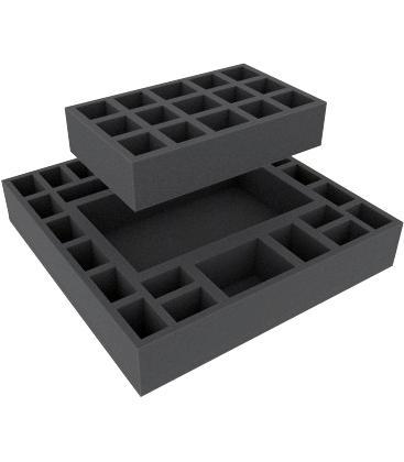 Zombicide Black Plague: Wulfsburg (Foam Tray Set)