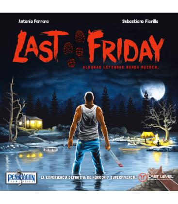 Last Friday (+ Carta Promo)