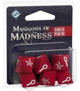 Las Mansiones de la Locura: Set de Dados