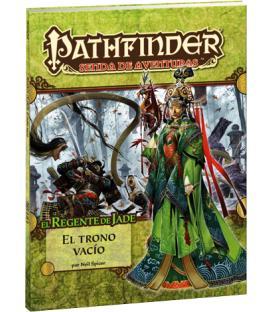 Pathfinder: El Regente de Jade 6 (El Trono Vacío)