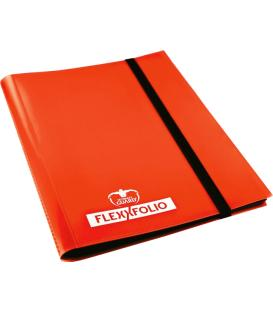 Carpeta Ultimate Guard Flexxfolio 9 Pocket Naranja