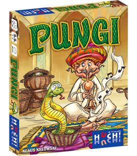 Pungi (Inglés)