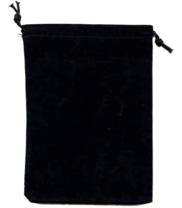 Bolsa Fieltro Negra (94x78 mm.)
