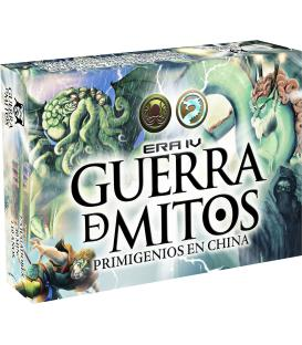 Guerra de Mitos 12: Primigenios en China (+ Promo)