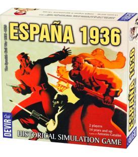 España 1936 (Inglés)