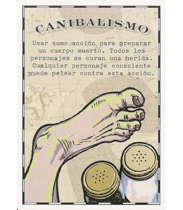 Bote Salvavidas - Expansión 1: Canibalismo