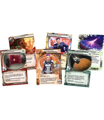 Android Netrunner: Sangre y Agua / Arenas Rojas 4