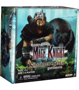 Mage Knight: Shades of Tezla Expansion (inglés)