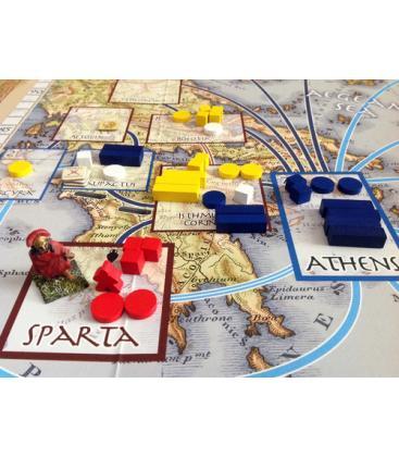 Pericles: The Peloponnesian Wars (inglés)