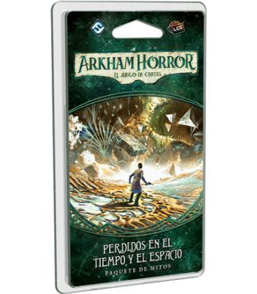 Arkham Horror LCG: Perdidos en el Tiempo y el Espacio / El Legado de Dunwich 6
