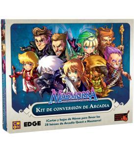 Arcadia Quest Masmorra: Kit de Conversión de Arcadia