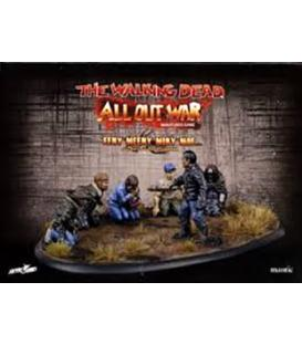 The Walking Dead: Pito, Pito... (Diorama de Resina)