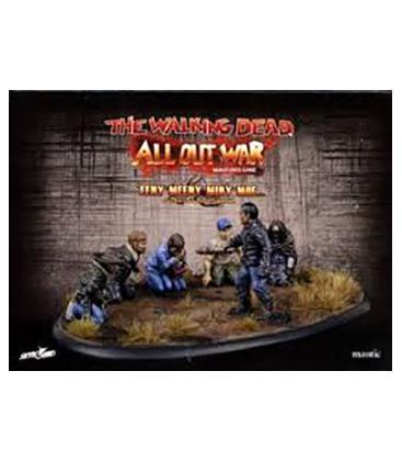 The Walking Dead: Pito, Pito... (Diorama de Resina)