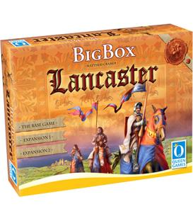Lancaster: Big Box (Inglés)