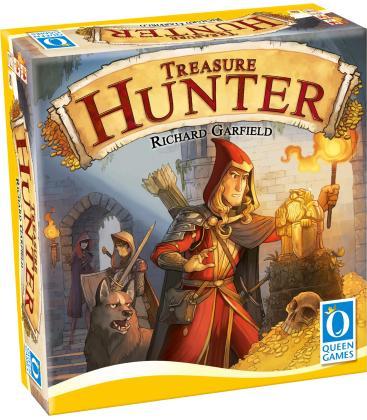 Treasure Hunter (Inglés)