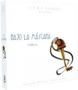 T.I.M.E. Stories: Bajo la Máscara