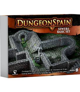 Dungeon Spain: Sewers Basic Set