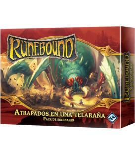 Runebound: Atrapados en una Telaraña