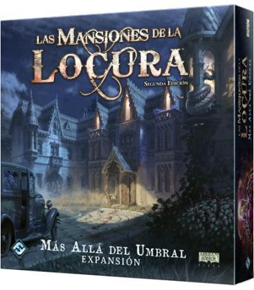 Las Mansiones de la Locura: Más Allá del Umbral