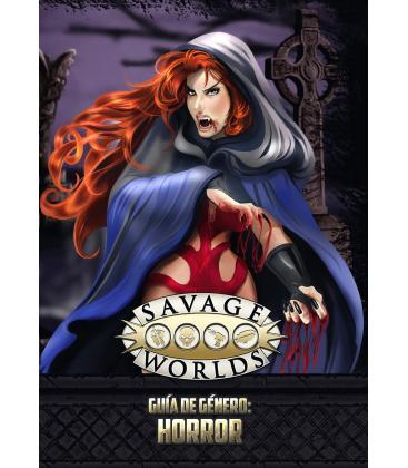Savage Worlds: Guía de Género Horror