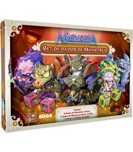 Arcadia Quest Masmorra: Set de Dados de Monstruo