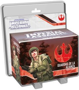 Star Wars Imperial Assault: Guardas de la Alianza