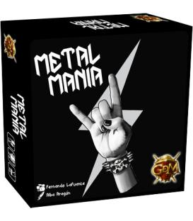 Metal Manía (+ Púas Verkami)