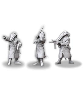 Achtung! Cthulhu - Caudillos Servidores de Nyarlathotep