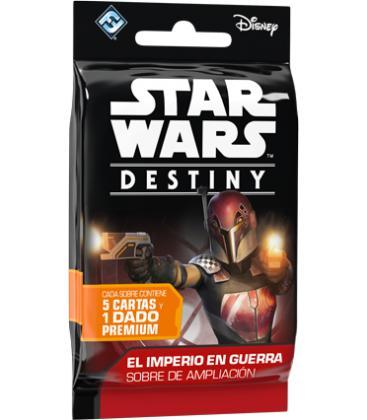 Star Wars Destiny: El Imperio en Guerra (Sobre de Ampliación)