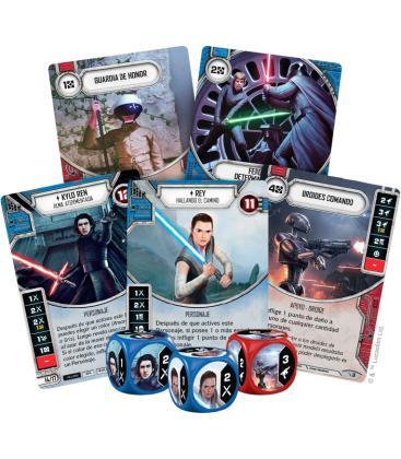 Star Wars Destiny: Caja de Inicio para 2 Jugadores